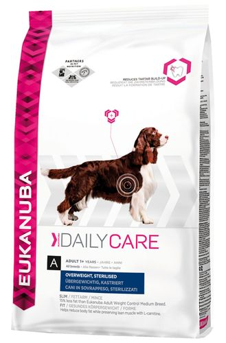 Eukanuba DailyCare, Overweight Sterilized, All Breeds