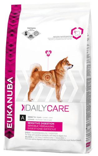 Eukanuba DailyCare, Sensitive Digestion, All Breeds